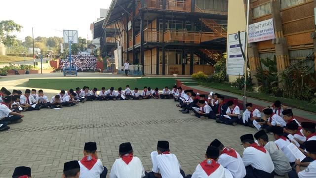 Gerakan Literasi Sekolah 2K18