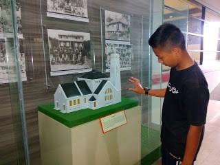 Ekskul ICT SMP DT BS Eco Pesantren