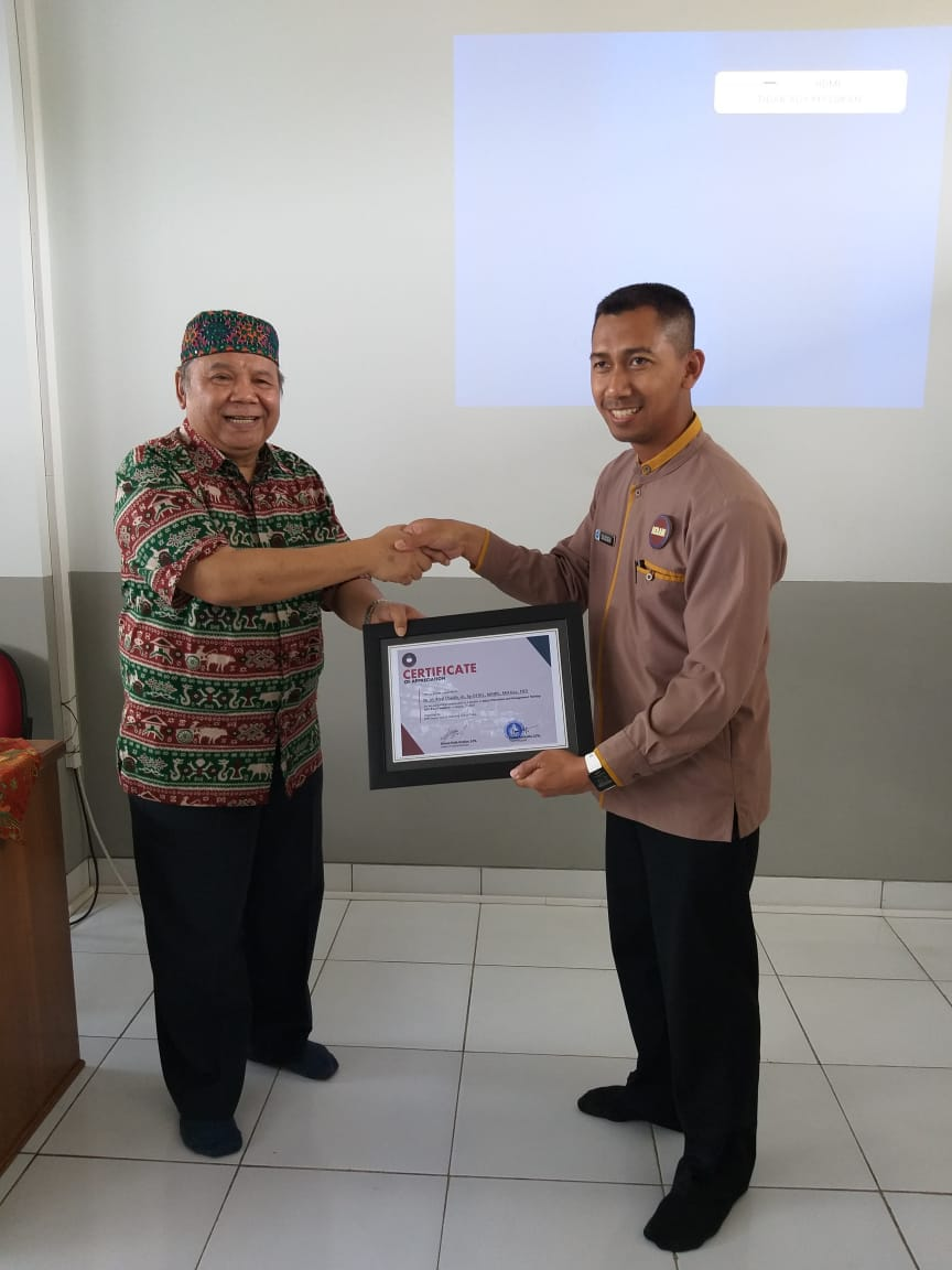 Pelatihan Basic Safe Learning