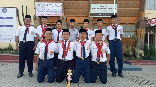 Kejuaraan SMP DTBS PUTRA