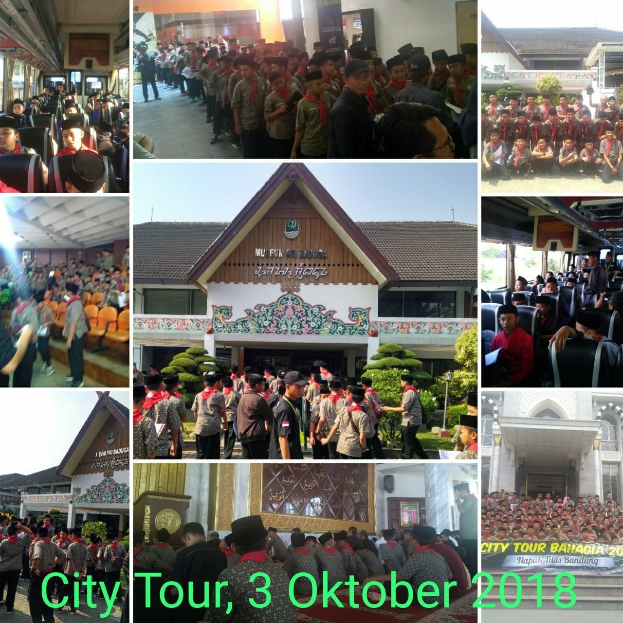 City Tour SMP DTBS PUTRA 2K18
